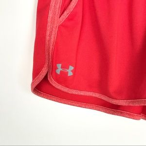 Under Armour Shorts - UNDER ARMOUR Hear Gear Shorts Sz Medium Red